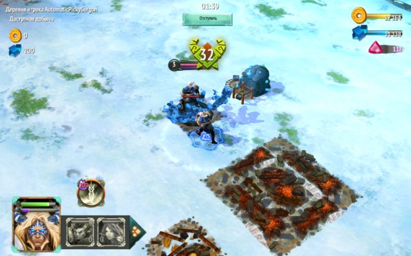 Battle of Heroes – стратегия с мощной графикой для Галакси С5, С4, Нот 4, Нот 3
