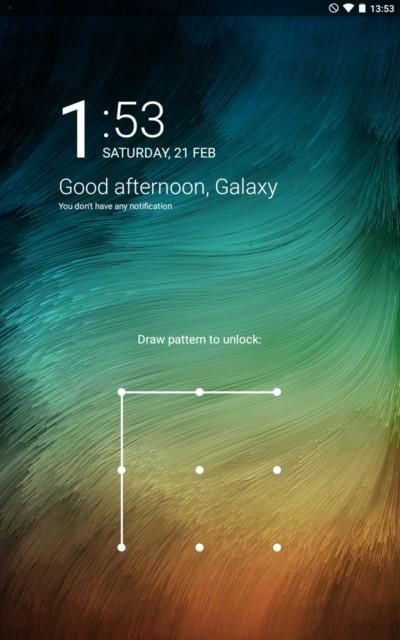 Hi Locker – приветливые локскрин для Samsung Galaxy Note 4, Note 3, S5, S4, S3