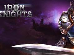 Iron Knights – борьба с Королём Тьмы для Samsung Galaxy S5, S4, Note 3, Note 4