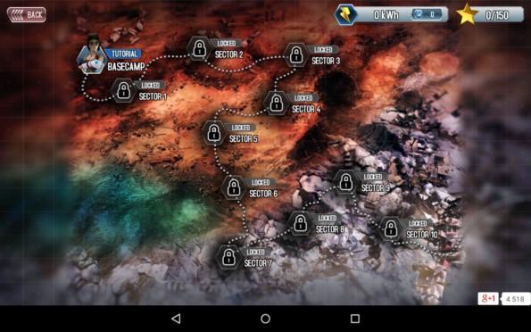 LP Recharge – сопротивление человечества для Галакси С5, С4, Нот 4, Нот 3