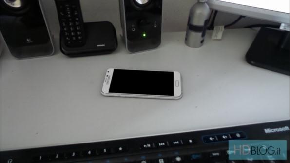 реальный рендер Samsung Galaxy S6