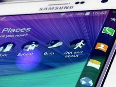 Функциональность изогнутого экрана Samsung Galaxy S6 Edge может быть ограничена