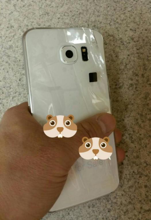 Живые фото Samsung Galaxy S6 и S6 Edge