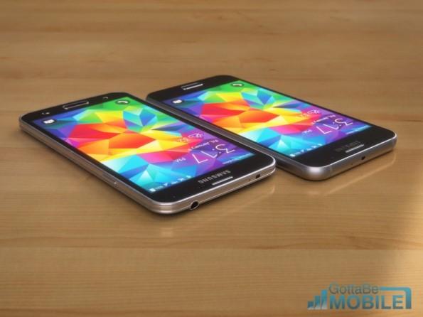 Фото рендеры Samsung Galaxy S6 во всей красе