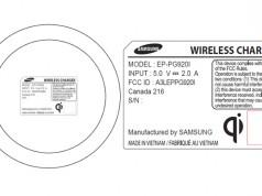 В FCC сертифицирована беспроводная зарядка для Samsung Galaxy S6