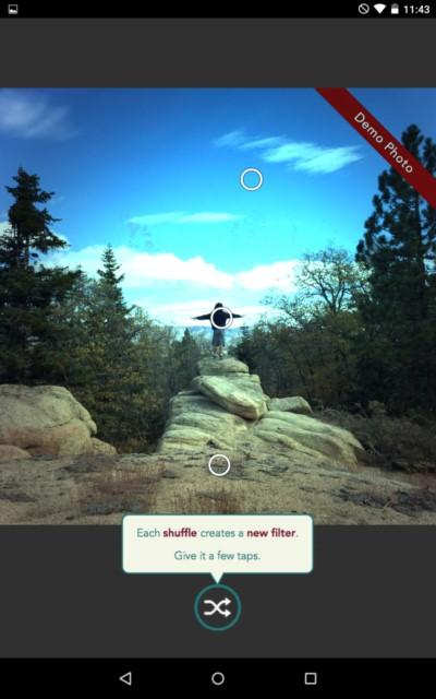 Shift – фотофильтры своими руками для Samsung Galaxy S5, S4, Note 3, Note 4