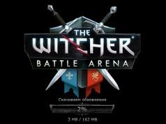 The Witcher Battle Arena – поле битвы для Галакси С5, С4, Нот 4, Нот 3