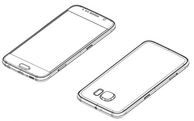 Размаеры Samsung Galaxy S6