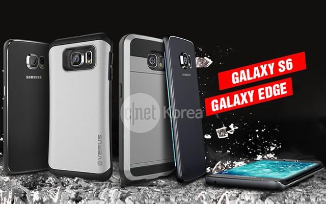 Фото Samsung Galaxy S Edge с двойным округленным экраном