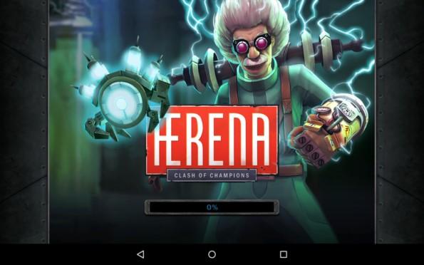 AErena – стратегические бои для Samsung Galaxy S6, S5, S4, Note 3, Note 4