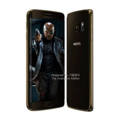 "Samsung Galaxy S6 Edge ""Мстители"" - ограниченная серия модели"