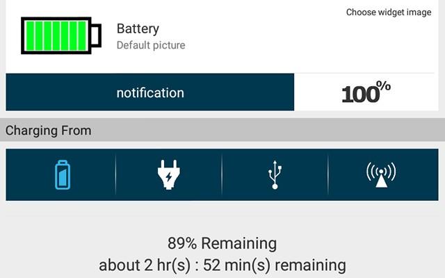 B Widgets – подробно о батарее для Samsung Galaxy Note 4, Note 3, S6, S5, S4, S3