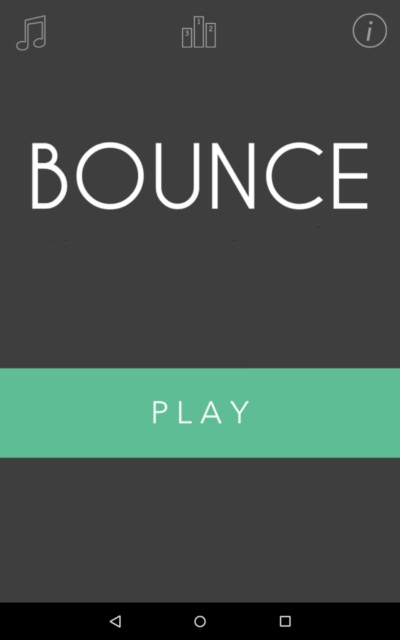 Bounce – бесконечный подъем для Galaxy S6, S5, S4, S3, Note 3, Note 4, Ace 2