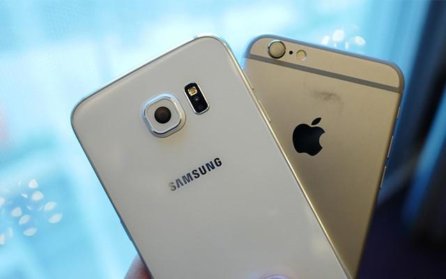 Фото с Samsung Galaxy S6 лучше, чем с iPhone 6 Plus