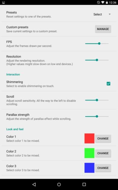 Crystalline – сияющие линии для Samsung Galaxy Note 4, Note 3, S6, S5, S4, S3
