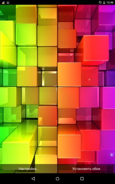 Crystals – красочные обои для Galaxy S6, S5, S4, S3, Note 3, Note 4, Ace 2