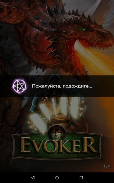 Evoker – заклинатель монстров для Galaxy S6, S5, S4, S3, Note 3, Note 4, Ace 2