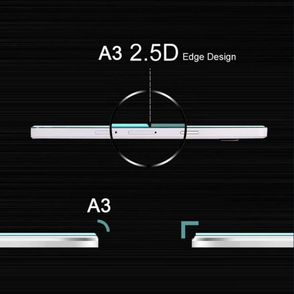 Samsung Galaxy A3 - защитное стекло для смарфтона