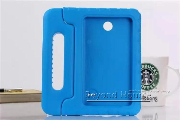 Резиновый чехол для детей на Samsung Galaxy Tab 4 8.0