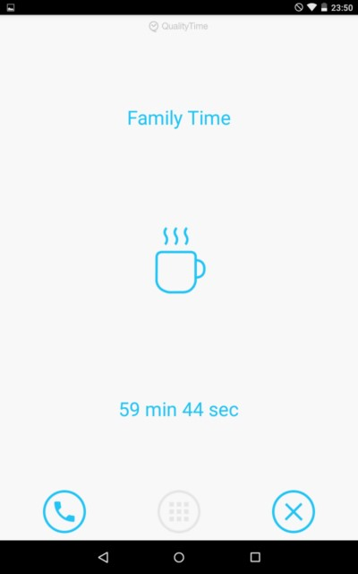 "QualityTime – ""цифровая диета"" для Galaxy S6, S5, S4, S3, Note 3, Note 4, Ace 2"