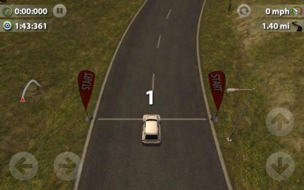 Rush Rally – раллийные гоночки для Галакси C6, С5, С4, Нот 4, Нот 3
