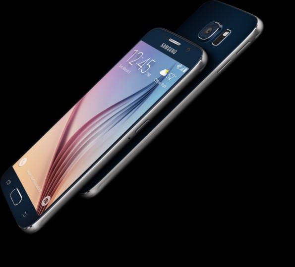 Samsung Galaxy S6 и S6 Edge - фото и характеристики