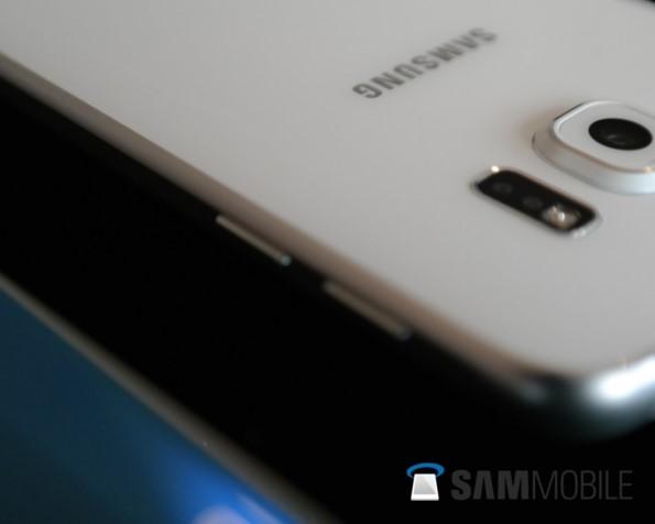 Первые реальные фото Samsung Galaxy S6 и Galaxy S6 Edge