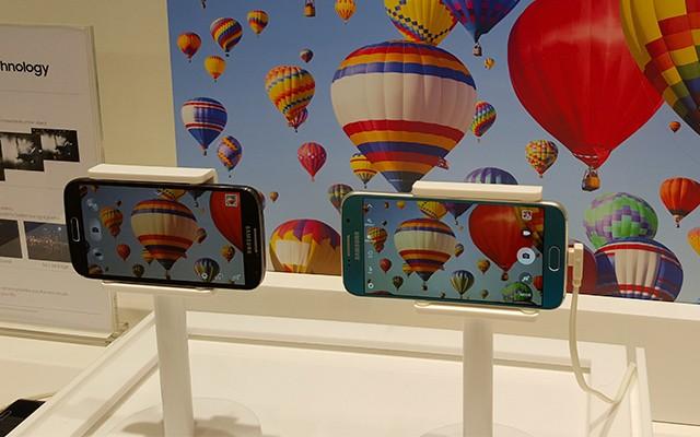 Тесты камеры Galaxy S6 и сравнение с Note 4 и iPhone 6