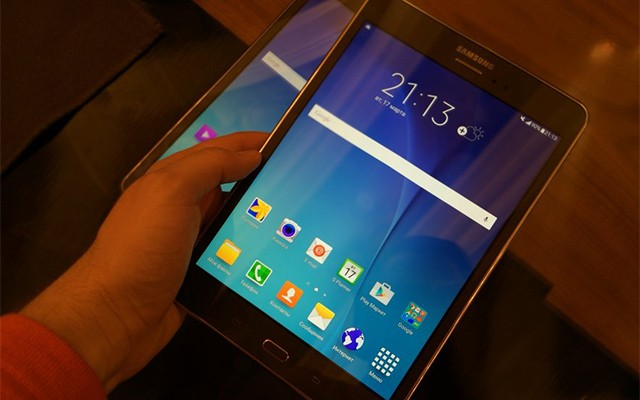 В России пердставили Samsung Galaxy Tab A