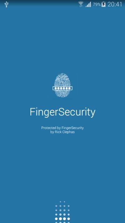 Отпечаток Пальца Приложение Скачать img-1