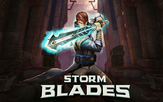 Stormblades – посвящение в воины для Samsung Galaxy S6, S5, S4, Note 3, Note 4