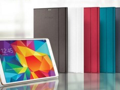 Кажанный фирменный чехол для планшета Samsung Galaxy Tab S 8.4