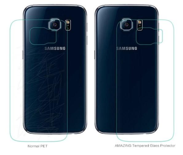 Защитное стекло для экрана и задней крышки Samsung Galaxy S5