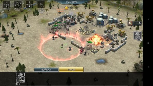 Call of Duty: Heroes – военная стратегия для Галакси C6, С5, С4, Нот 4, Нот 3