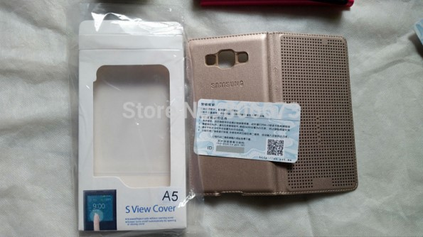 DOT View чехол для Galaxy A7