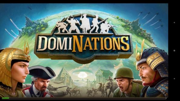 DomiNations – стратегия сквозь время для Samsung Galaxy Note 4, Note 3, S6, S5, S4, S3