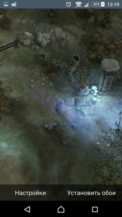 Fantasy Forest – магическое путишествие для Galaxy S6, S5, S4, S3, Note 3, Note 4, Ace 2