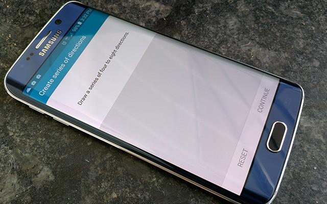 Direction Lock - новый тип блокировки Galaxy S6 и S6 Edge
