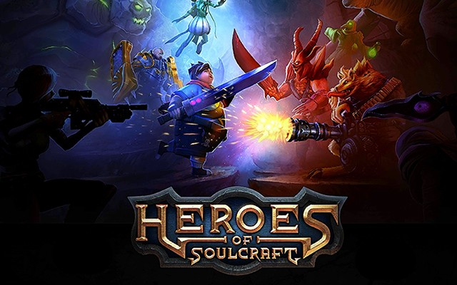 Heroes of SoulCraft – батл арена для Samsung Galaxy Note 4, Note 3, S6, S5, S4, S3