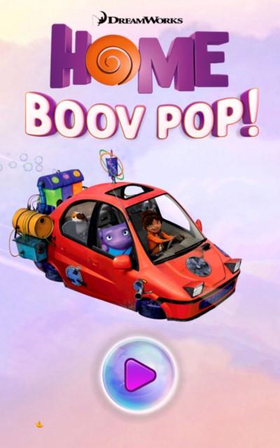 Home: Boov Pop! – мультипликационная аркада для Samsung Galaxy Note 4, Note 3, S6, S5, S4, S3