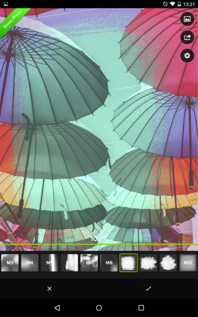 Kalos Filter – стили и маски для фото для Samsung Galaxy Note 4, Note 3, S6, S5, S4, S3