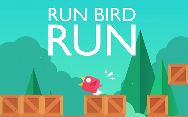 Run Bird Run – опасные ящики для Galaxy S6, S5, S4, S3, Note 3, Note 4, Ace 2