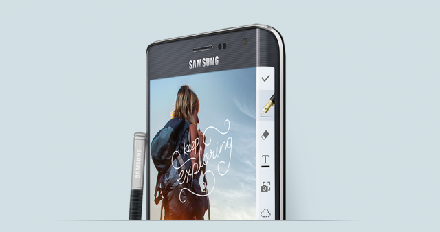 Project Noble - имя Samsung Galaxy Note 5