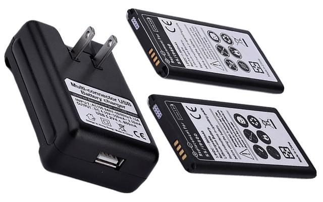 Дополнительный аккумулятор на 3800 мАч для Galaxy S5