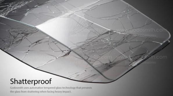 Защитное стекло для Самсунг Галакси С5