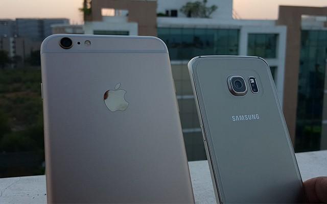 Чем Galaxy S6 лучше iPhone 6
