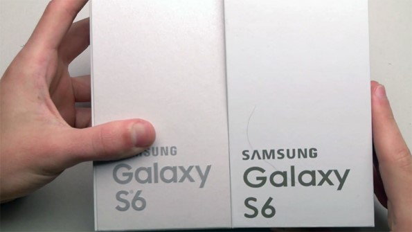 Массовые продажи подделок Samsung Galaxy S6 начались в интернете