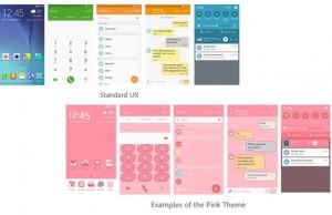 Приложение для создания пользовательских тем фофрмления Samsung Theme
