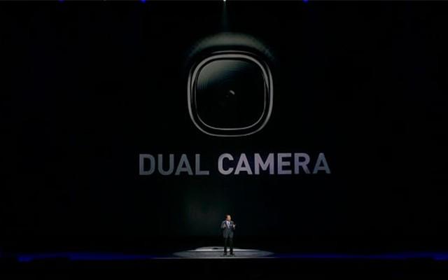 Смартфоны Samsung с двойной камерой уже в 2016 году