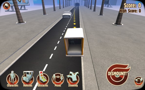 Turbo Dismount – краш-тесты  для Samsung Galaxy Note 4, Note 3, S6, S5, S4, S3
